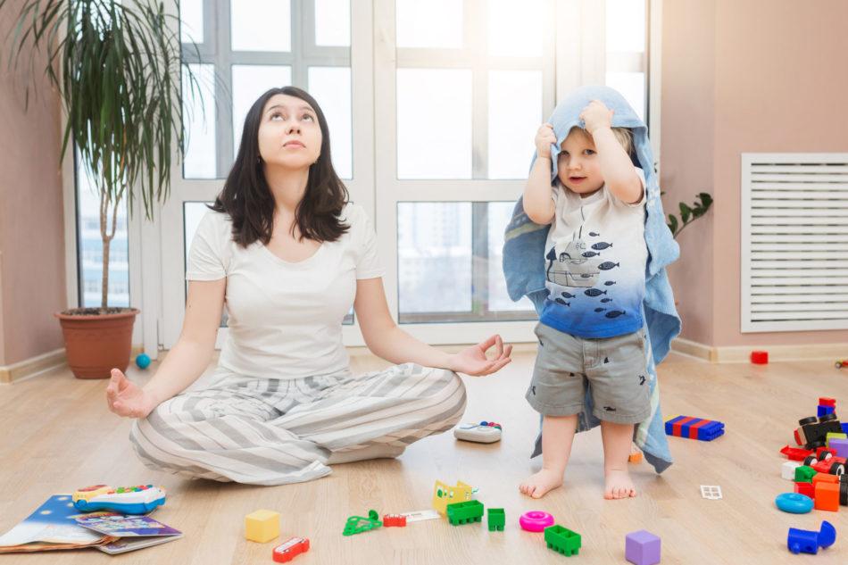 Как справляться с детьми